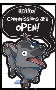 HERRO-Commissions-Open